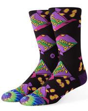 DRJ SOCK SHOP - Scooby Doo Scooby Snacks Socks-2272589