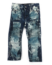 Bottoms - Moto Rip And Repair Jeans (2T-4T)-2270404