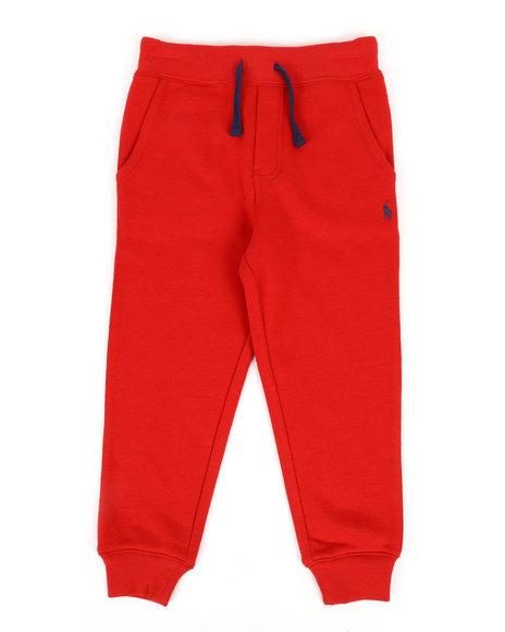 Polo Ralph Lauren - Seasonal Fleece Po Sweatpants (4-7)