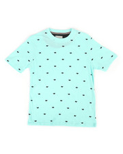 Tops - Printed Crew Neck Jersey Tee (8-20)-2272692
