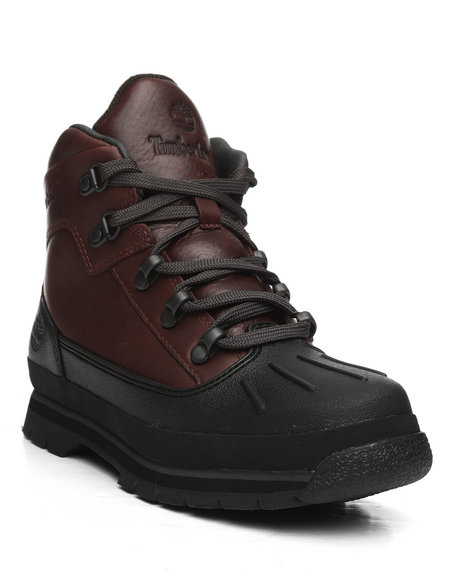 Timberland - Euro Hiker Shell Toe Waterproof Boots (4-7)
