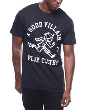 Play Cloths - A GOOD VILLIAN SS TEE-2273450