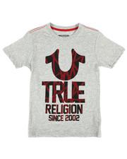 True Religion - Zig-Zag HS Tee (8-20)-2272496