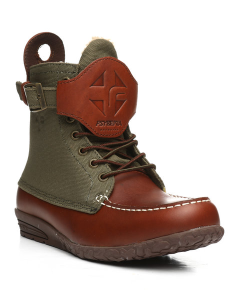 Psyberia - Endura Boots