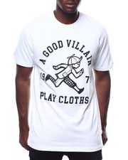 Play Cloths - A GOOD VILLIAN SS TEE-2273457