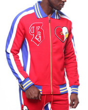 Buyers Picks - HEARTBREAK 2.0 COLLARED TRACK JACKET-2273337