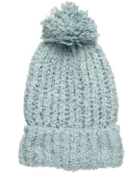 Fashion Lab - Boucle Pom Hat