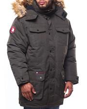 Heavy Coats - Parka Jacket (B&T)-2273637