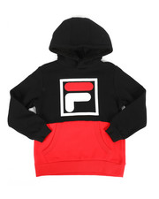 Fila - F-Box Pullover Hoodie (8-20)-2270847