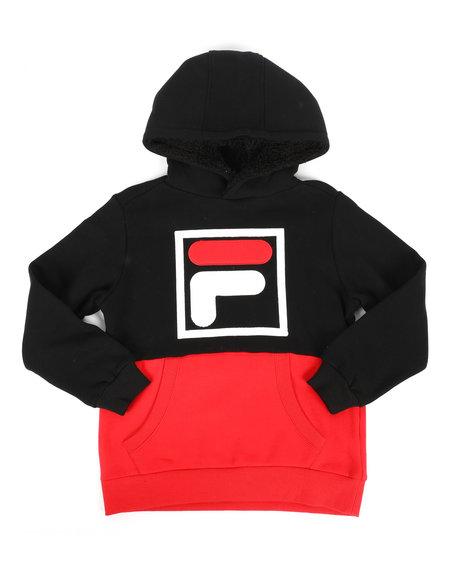 Fila - F-Box Pullover Hoodie (8-20)
