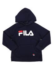 Fila - Raglan Logo Hoodie (8-20)-2270852