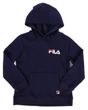 Fila - Classic Logo Hoodie (8-20)-2271230