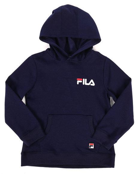 Fila - Classic Logo Hoodie (8-20)