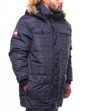 Heavy Coats - Parka Jacket (B&T)-2273620