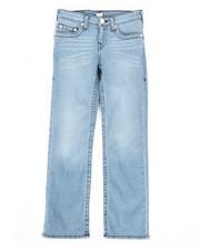 Boys - Single End Straight Jeans (8-20)-2273781