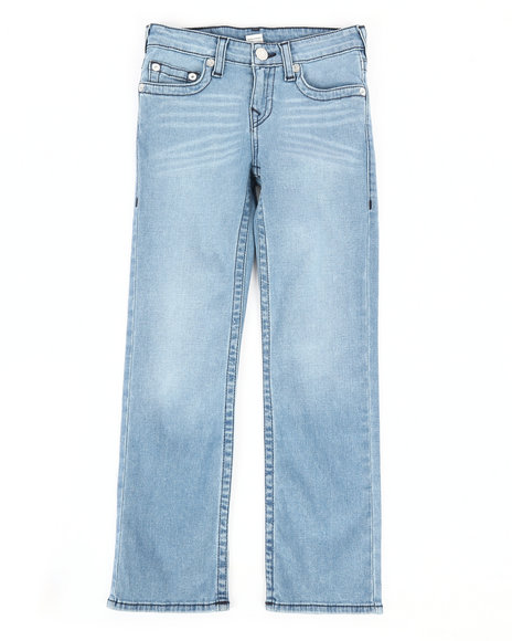 True Religion - Single End Straight Jeans (8-20)