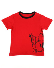 T-Shirts - Outlined Buddha Tee (4-7)-2273768