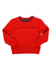 Polo Ralph Lauren - Seasonal Fleece Sweatshirt (4-7)-2270448