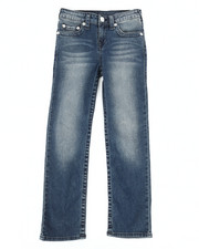 Jeans - Single End Straight Jeans (8-20)-2273773