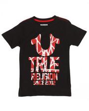 True Religion - Zig-Zag HS Tee (8-20)-2272948