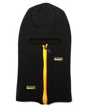 Hats - Colored Zipper Face Mask-2273161