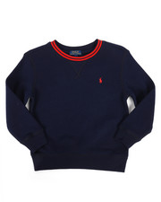 Polo Ralph Lauren - Seasonal Fleece Sweatshirt (4-7)-2270443