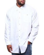 Lee - L/S Button-down Stretch Poplin Shirt (B&T)-2273594