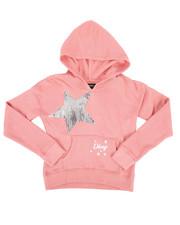 Hoodies - DKNY Hoodie w/Sequins (7-16)-2270620