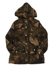 Delia's Girl - Cotton Jacket (4-6X)-2272367