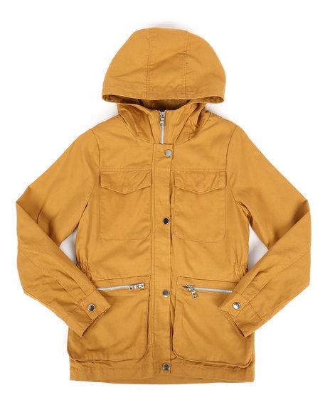 Delia's Girl - Cotton Jacket (7-16)
