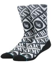 DRJ SOCK SHOP - Public Enemy Socks-2274300