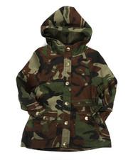 Delia's Girl - Cotton Jacket (2T-4T)-2272350