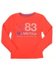 Boys - Long Sleeve Graphic Tee (8-20)-2273932