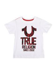 True Religion - Zig-Zag HS Tee (4-7)-2272910