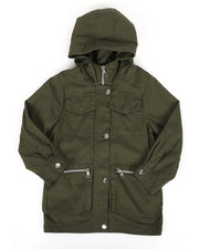 Delia's Girl - Cotton Jacket (4-6X)-2272218