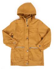 Delia's Girl - Cotton Jacket (4-6X)-2272241
