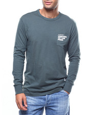 G-STAR - L/S POCKET UNIFORM OF THE FREE TEE-2274838