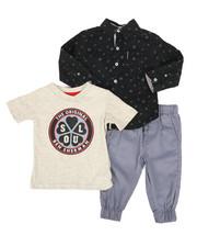 Ben Sherman - 3 Piece Knit Set (Infant)-2273297
