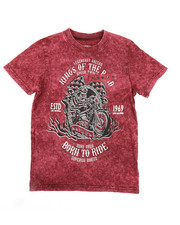 Tops - Born To Ride Tee (8-20)-2273967