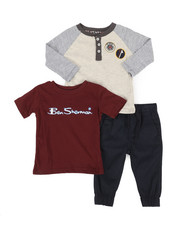 Sets - 3 Piece Knit Set (Infant)-2273284