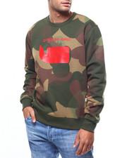 Sweatshirts & Sweaters - CAMO LOG SWEATSHIRT-2274699