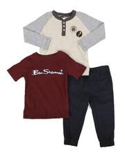 Ben Sherman - 3 Piece Knit Set (2T-4T)-2273280