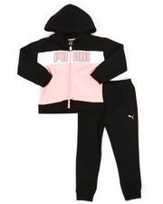 Puma - 2 Piece Hoodie & Jogger Pants Set (4-6X)-2271886
