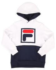 Fila - F-Box Pullover Hoodie (8-20)-2270842