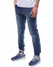 Jeans & Pants - BASIC DENIM W/ KNEE RIPS-2274283