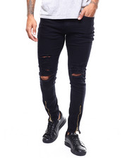 Buyers Picks - Stretch Twill pant w Font Zipper-2262272