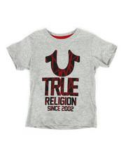 T-Shirts - Zig-Zag HS Tee (4-7)-2273193