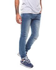 Jeans & Pants - BASIC DENIM W/ KNEE RIPS-2274276