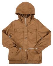 Delia's Girl - Cotton Jacket (7-16)-2272826
