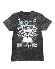 Boys - Moto New York Tee (8-20)-2273998